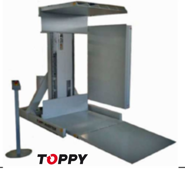 03 TOPPY INVERTER FLOOR LEVEL 820-2200