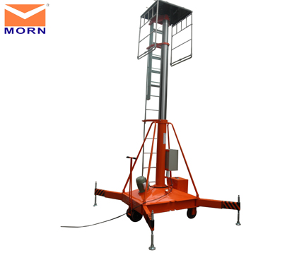 12m-hydraulic-telescopic-ladder