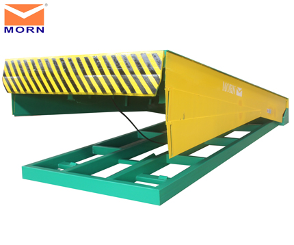 12t-stationary-hydraulic-dock-ramp