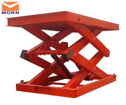 2.5t-Hydraulic-scissors-material-lift