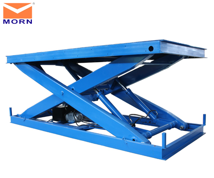 Car-scissor -lift-2500kg