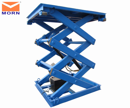 Electric-mini-scissor-lift-1.5t-4m