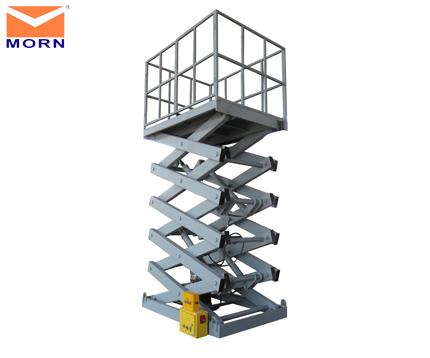 Hydraulic-scissor-lift-4.3m