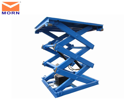 Hydraulic-scissor-lift-table-3t-4m