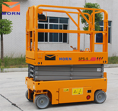 electric-scissor-lift