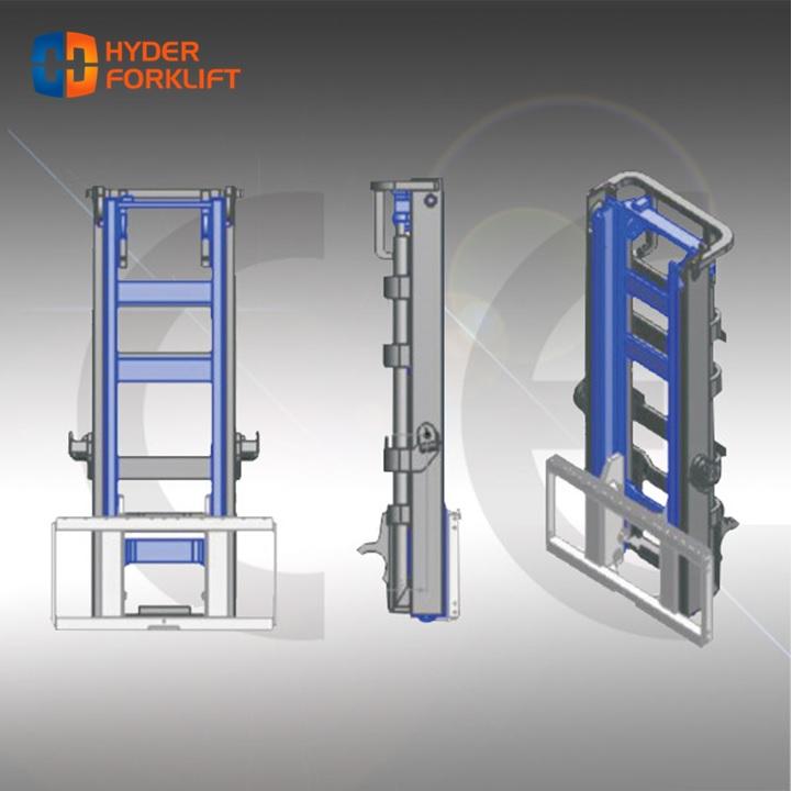 Forklift Mast 01