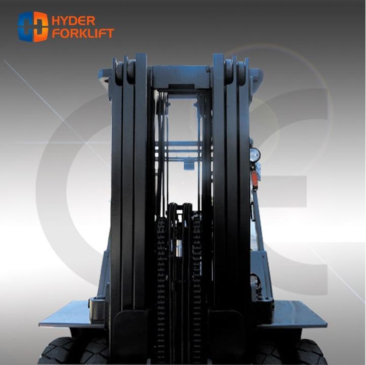 Forklift Mast 03