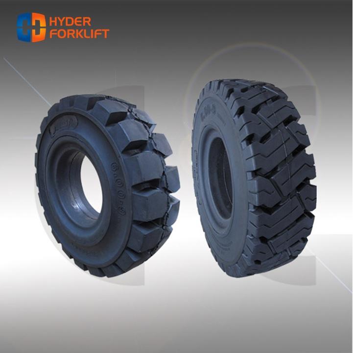 Forklift Tire 01