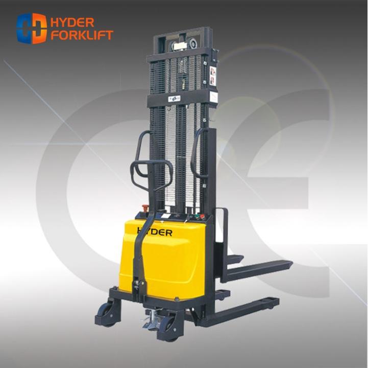 Semi Electric Stacker HTA10-20 (01)