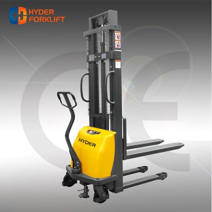 Semi Electric Stacker HTA10-20 (02)