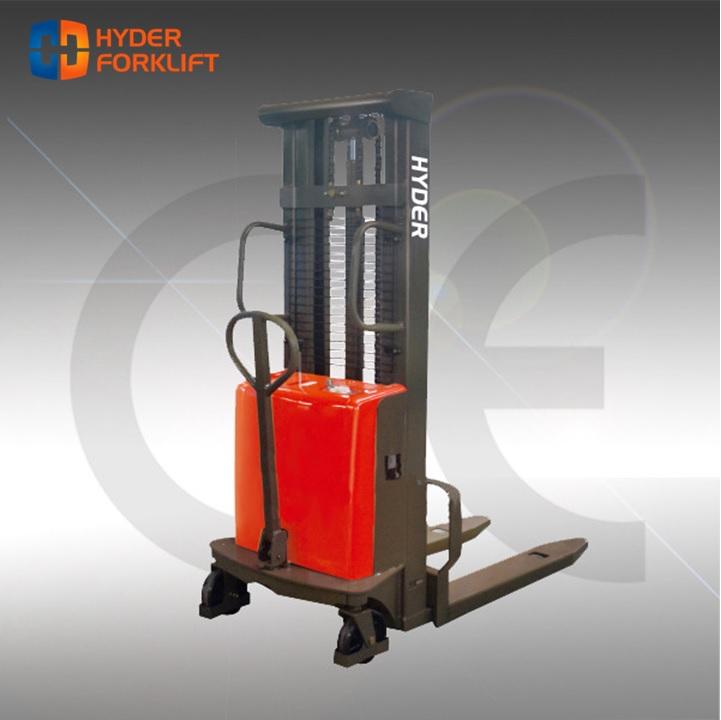 Semi Electric Stacker HTA10-20 (04)