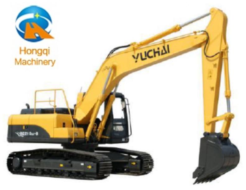 YUCHAI YC210LC-8